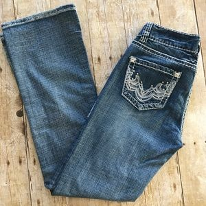 Rock & Roll Cowgirl Midrise Jeans